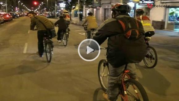 La Bici Crítica d'Elx en Vida Sana