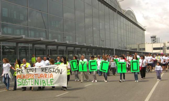 marcha-dunass-aeropuerto-sostenible